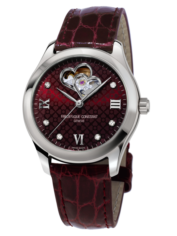 A REFINED TIMEPIECE WITH STRONG VALUES FC-310BRGDHB3B6