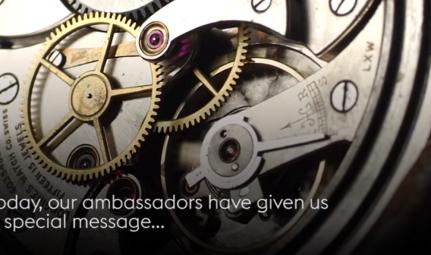 Az elegancia nagykövetei | A Longines nagykövetei