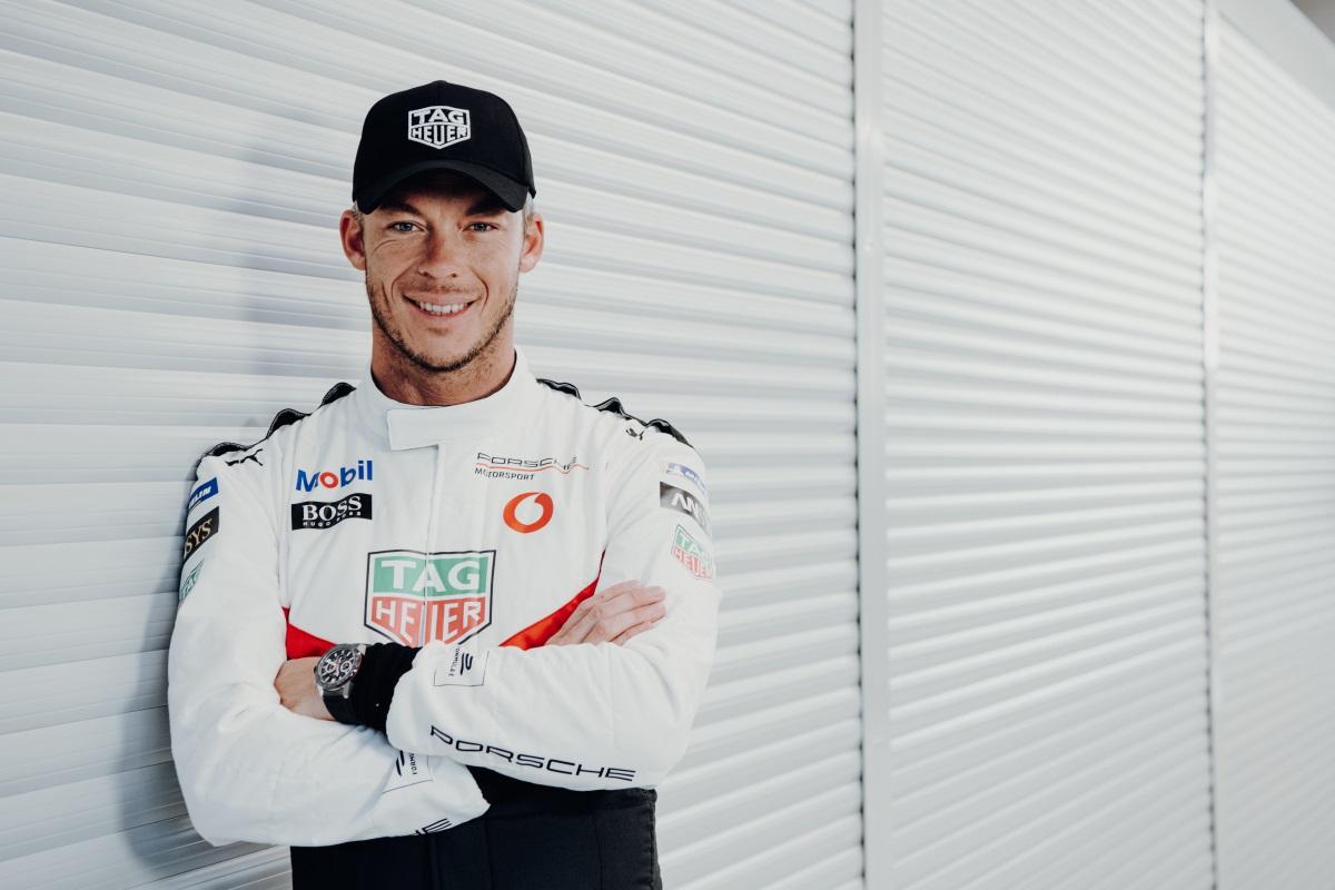 TAG Heuer Porsche Formula E csapat