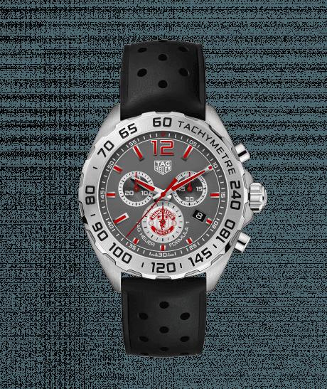 A Manchester United hivatalos időmérője a TAG Heuer