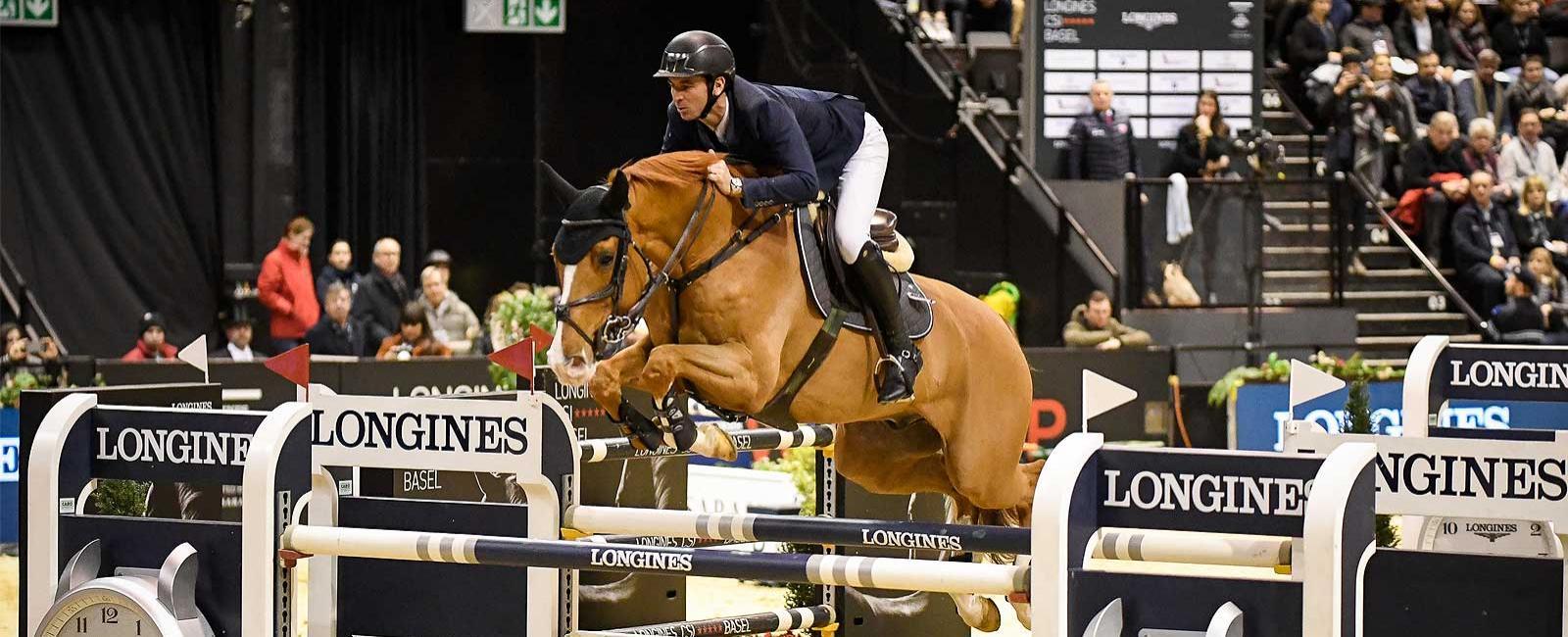 A Longines elkötelezett a lovas sportok világa iránt