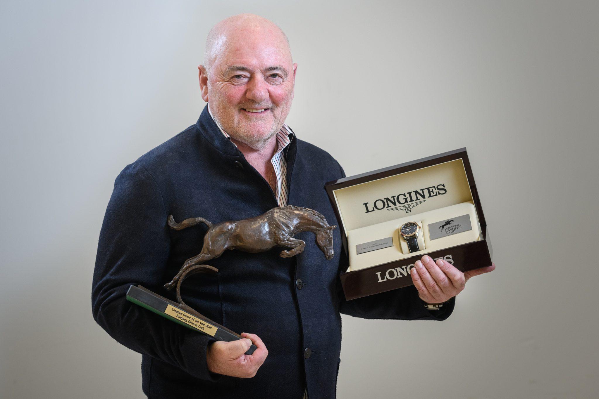 Az év Longines tulajdonosa díj