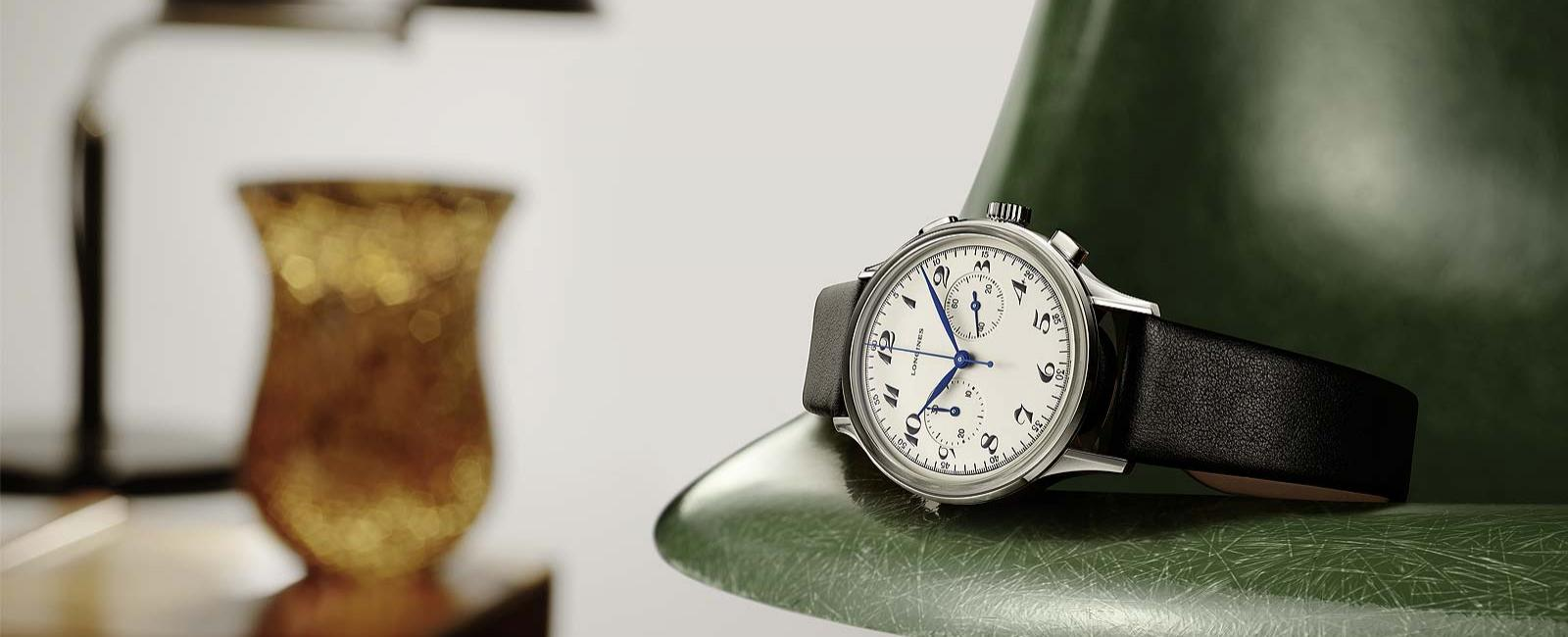Longines Heritage Classic Cronograph 1946