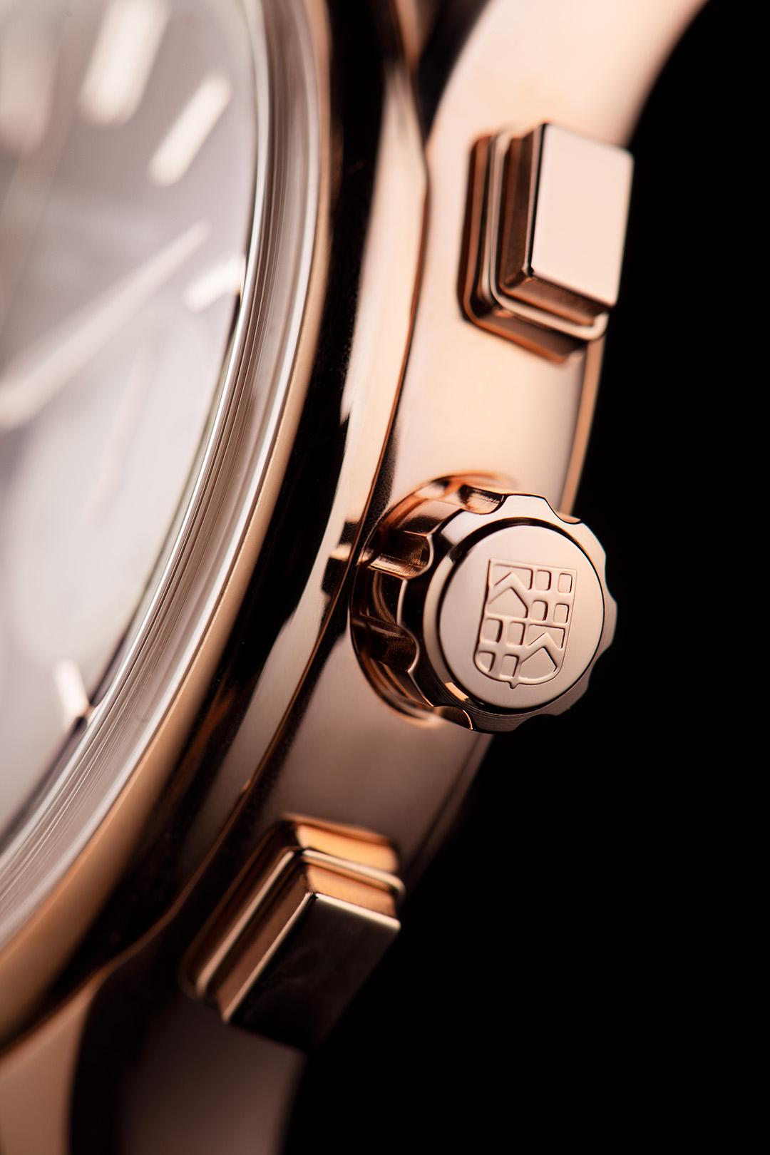 Frederique Constant Flyback Chronograph manufaktúra szerkezet