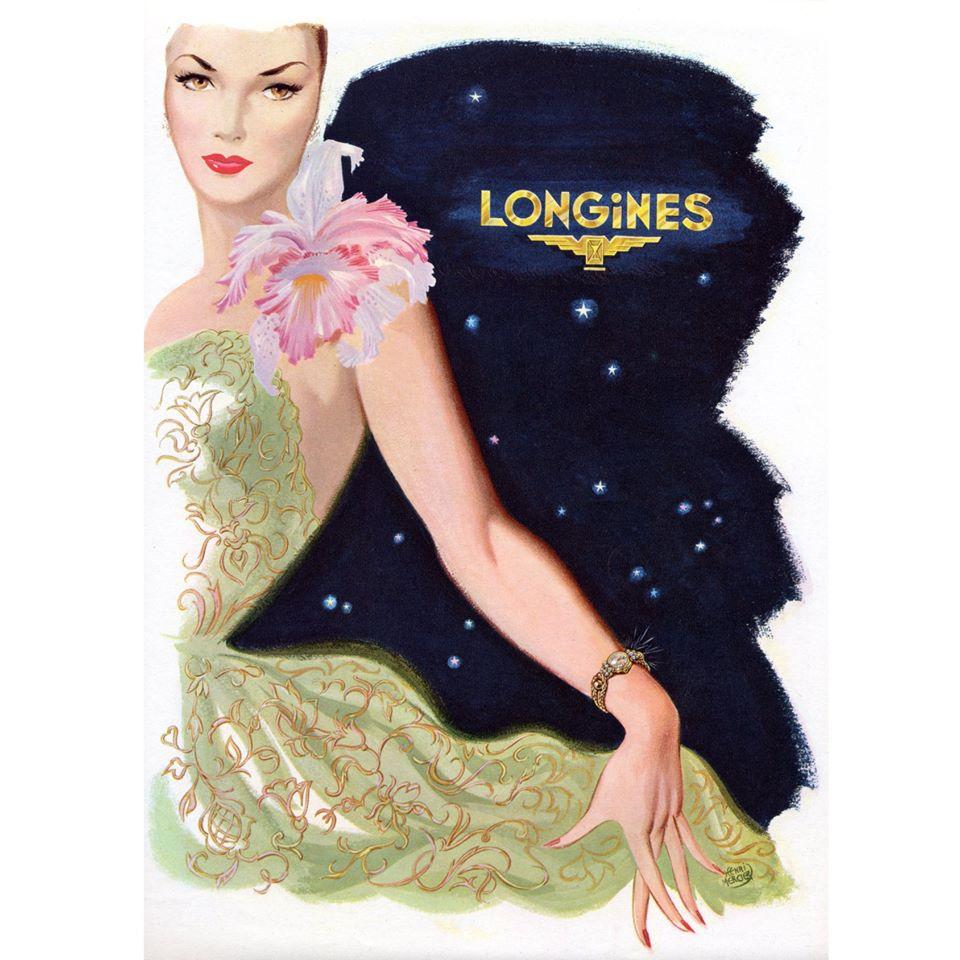 A Longines női karórák sikere