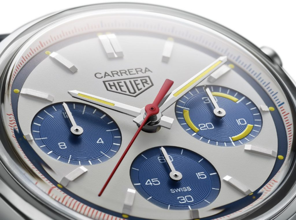 """TAG Heuer Carrera """"Montreal Limited Edition"""""""