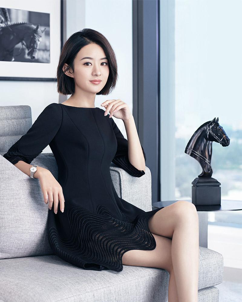Zhao Liying a Longines családhoz csatlakozott