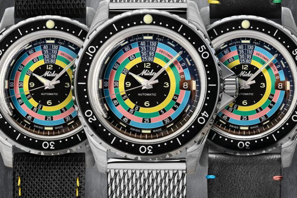 A cserélhető szíjak megváltoztatják az óra karakterét